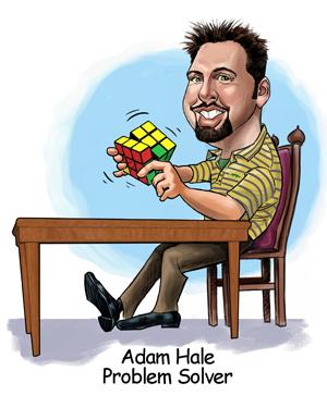 adam hale succession planning