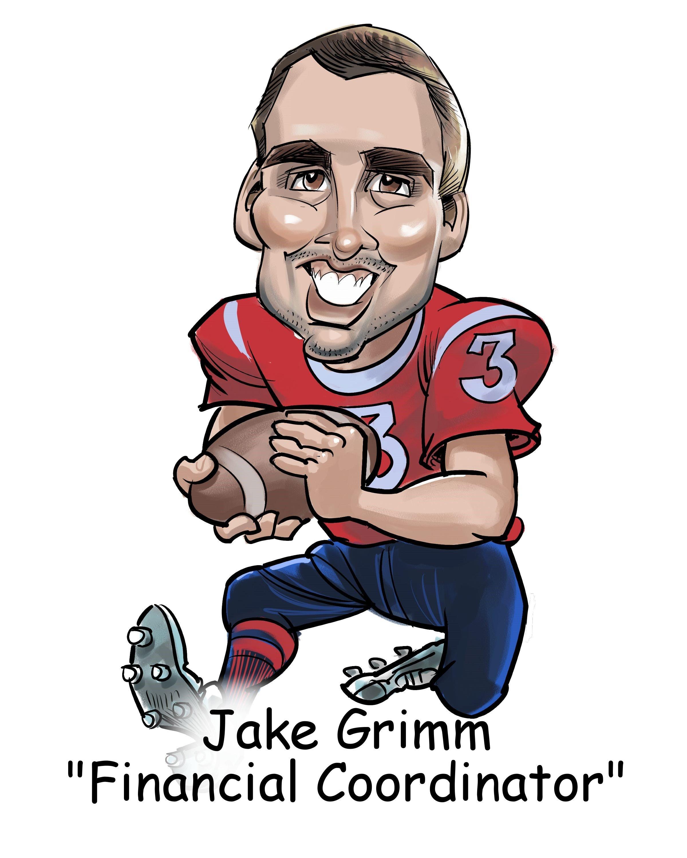 Jake Grimm Virtual Bookkeeping Expert