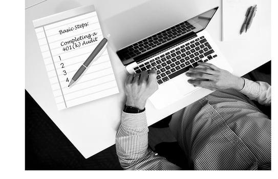 Basic 401k audit steps