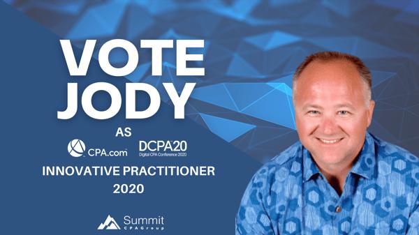 DCPA20 Innovative Practitioner Award I Jody Grunden