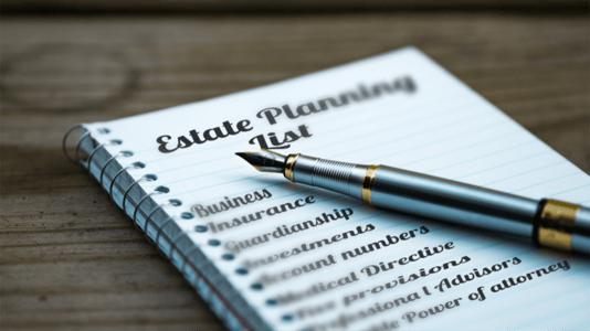 Estate plan