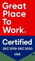 GPTW Badge 2019