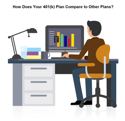 How does your 401k Plan compare to other plans