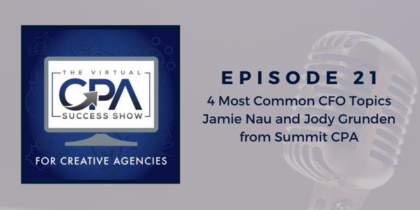 4 Most Common CFO Topics