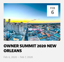 Bureau of Digital Owner Summit 2020