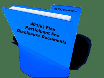 401(k) fee disclosure for participants