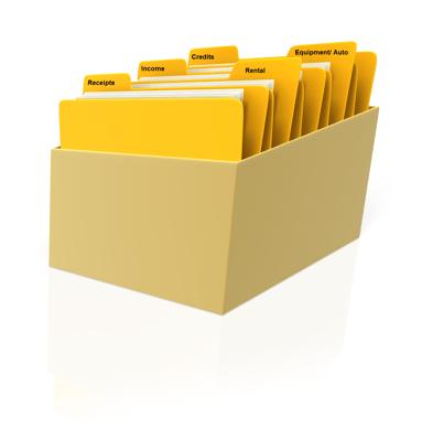 Tax Preparation Files