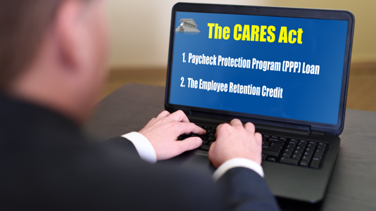business_person_on_computer_CARE ACT
