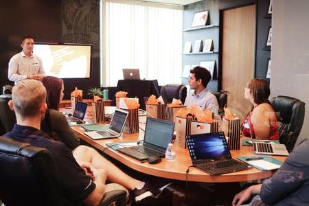 401k benefit employee meeting
