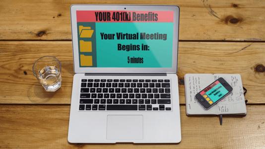 Virtual Enrollment for Benefit Plans