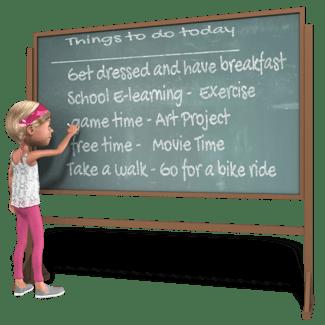 girl_student_chalkboard_custom_23138