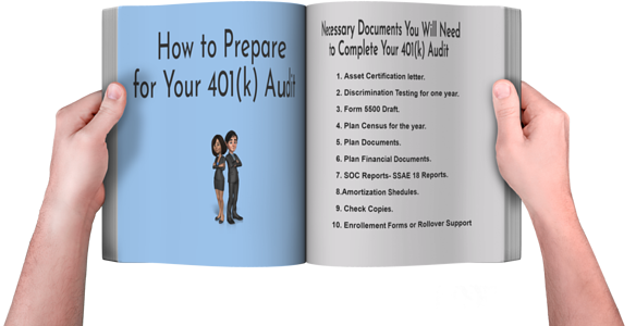 How to Prepare for your 401k Audit