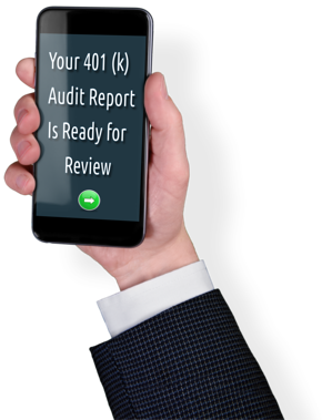 401(k) Audit Report