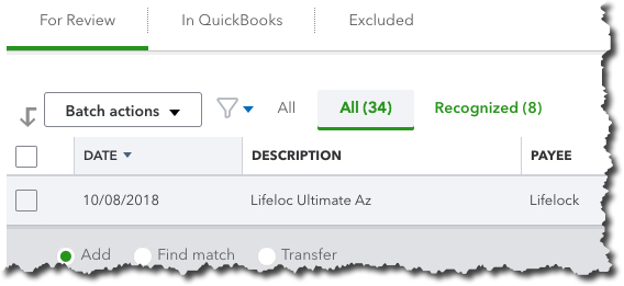 Part 1: Getting Started with Accounts in QuickBooks