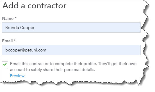 Keep Track of Your Independent Contractors Using QuickBooks