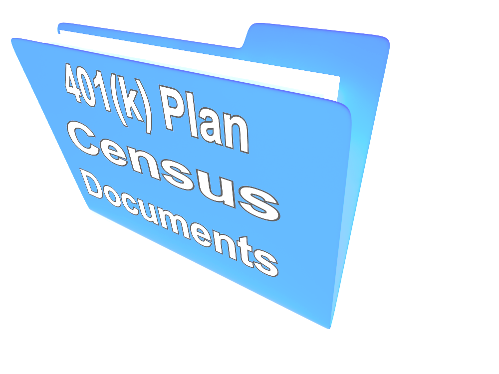 401k plan census