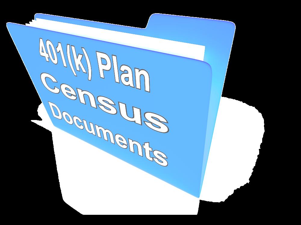 401k plan census