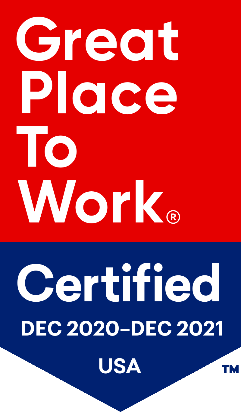 Great Place to Work-Certified™ Company - Summit CPA