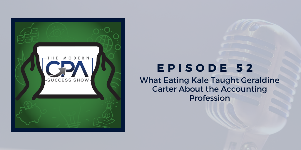 What eating kale teaches about the accounting profession