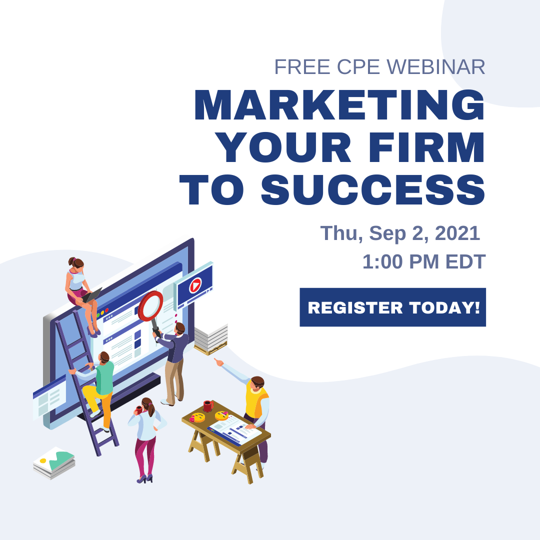 Marketing Your Firm to Success
