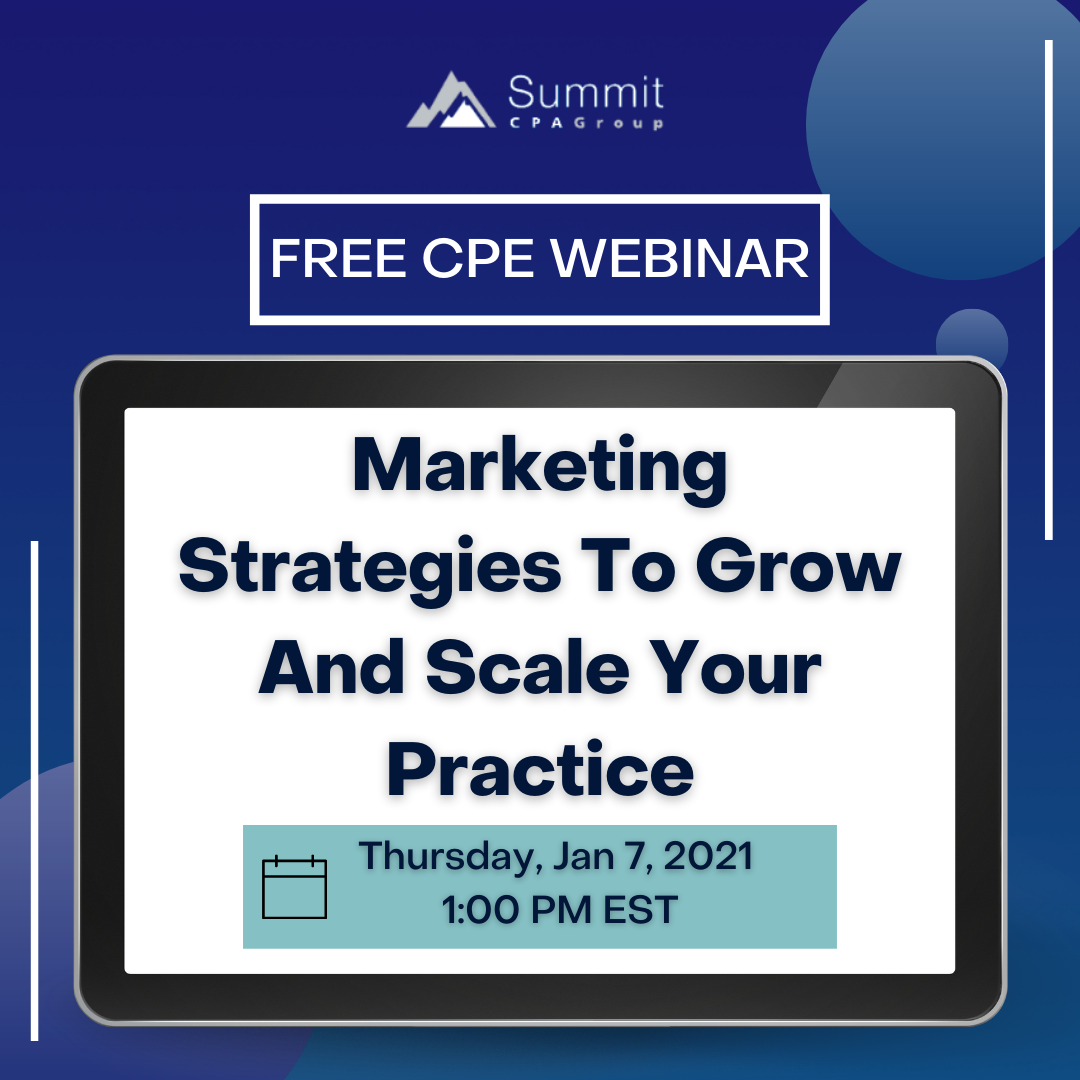 Marketing Strategies To Grow And Scale Your Practice