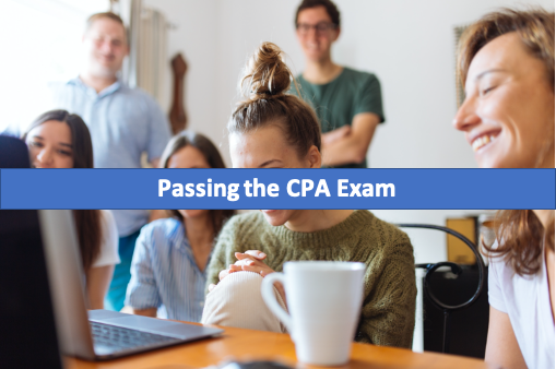 Passing The CPA Exam