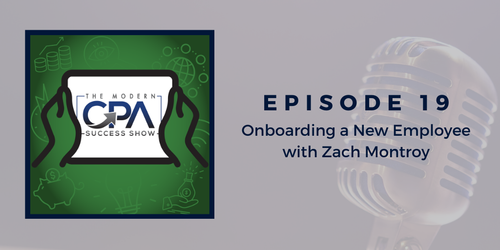 Onboarding a New Employee with Zach Montroy