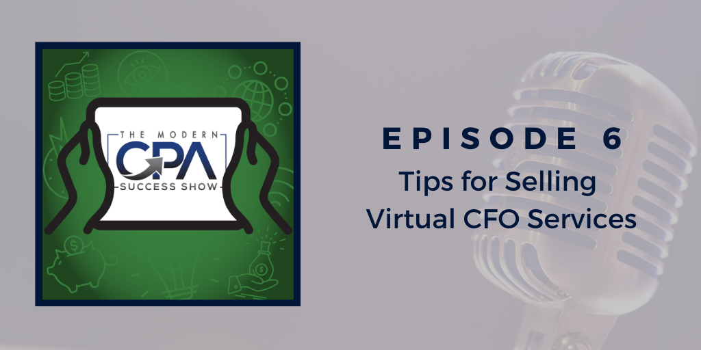 Tips for Selling Virtual CFO Services