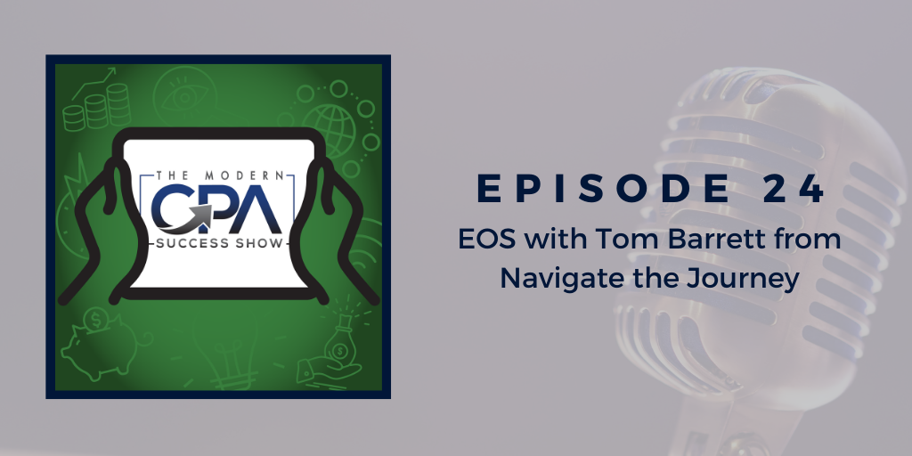 EOS with Tom Barrett from Navigate the Journey
