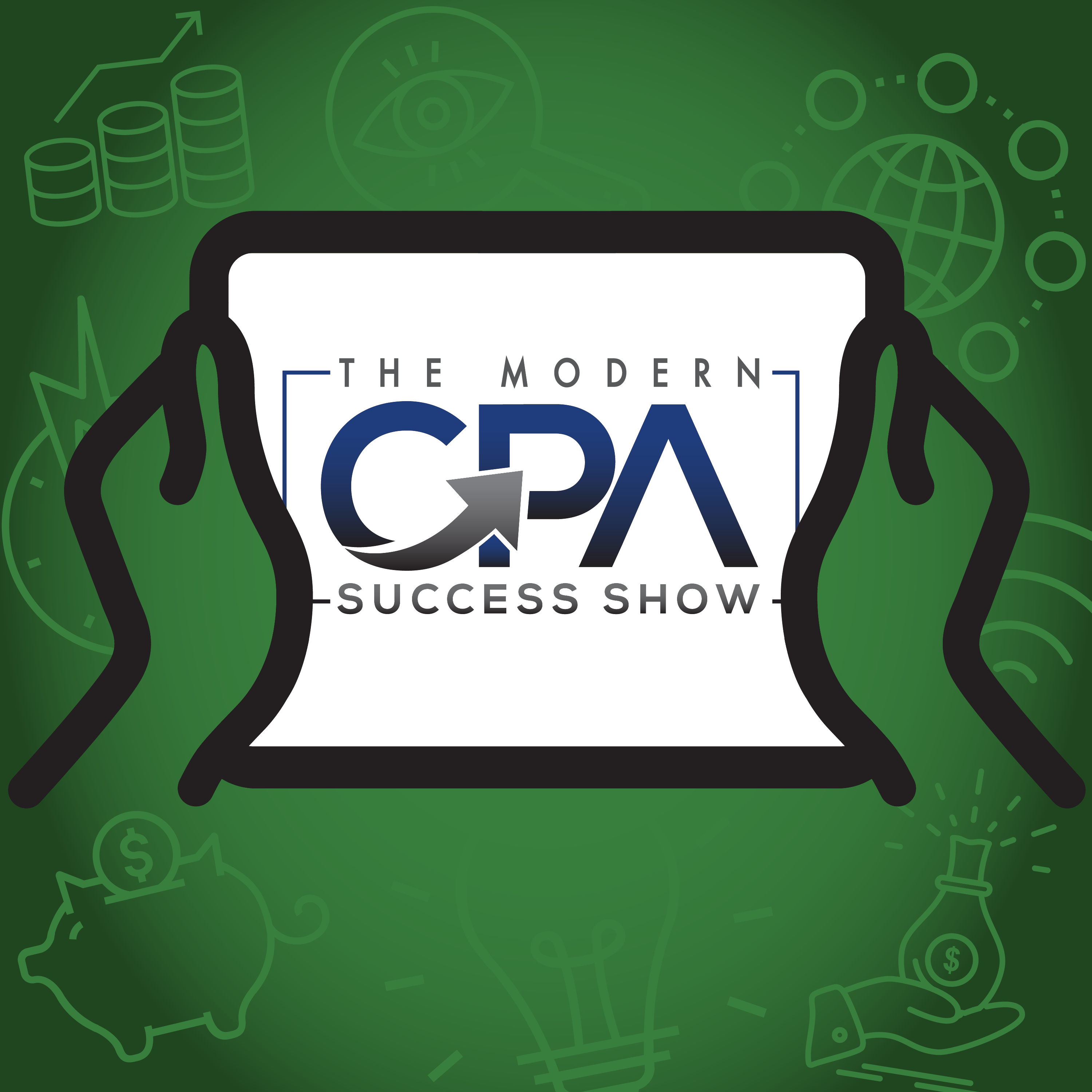 Podcast Cover - Modern CPA Success Show