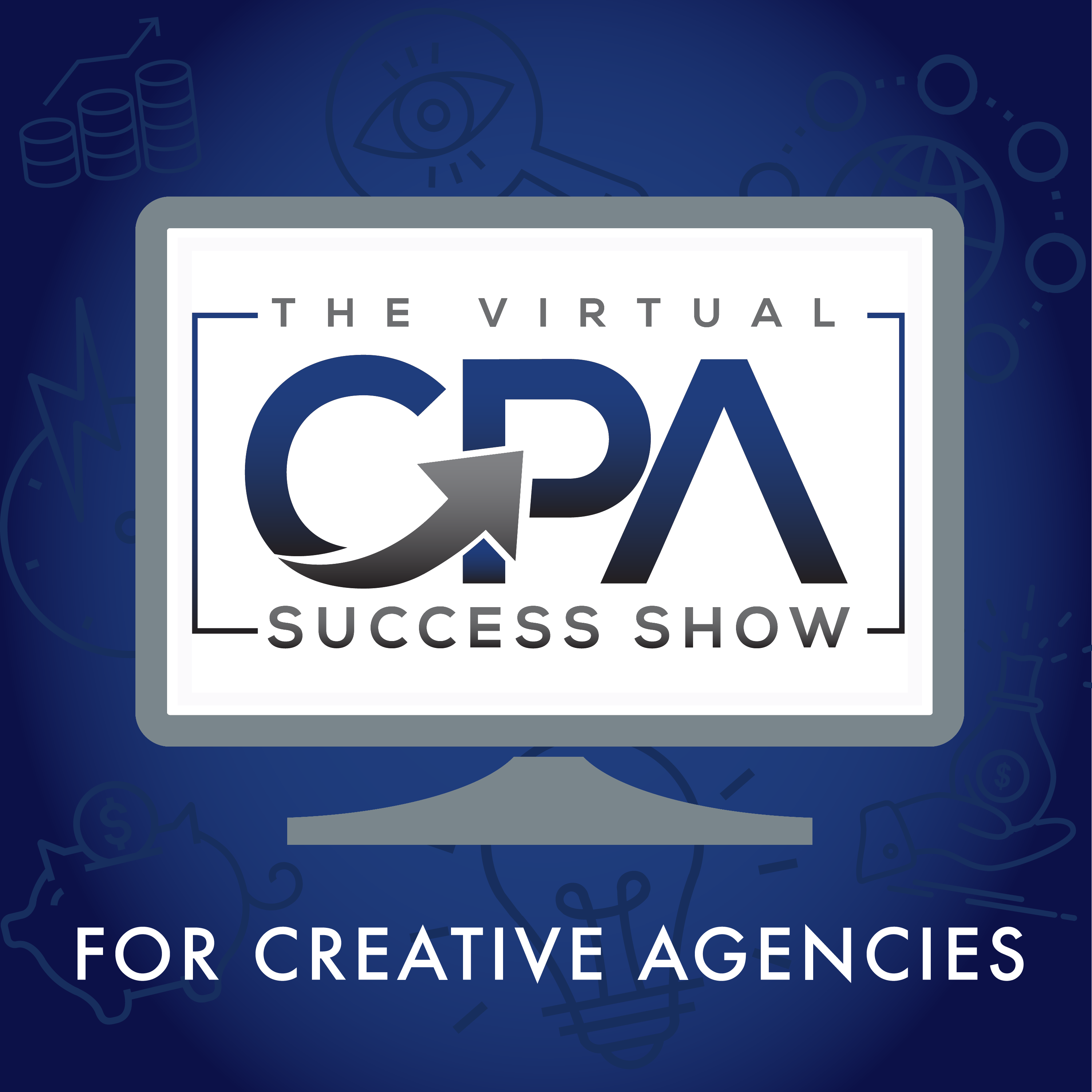 Podcast Cover - Virtual CPA Success Show