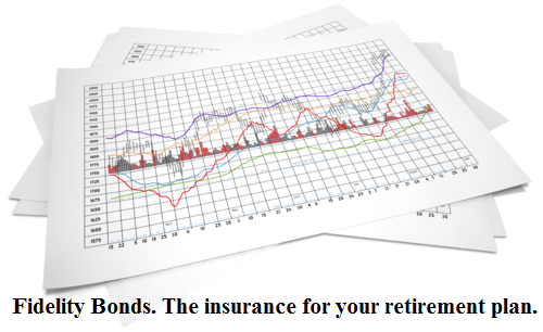 Protect your 401k with fidelity bonds