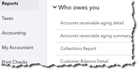 QuickBooks Online - Run These Reports Regularly