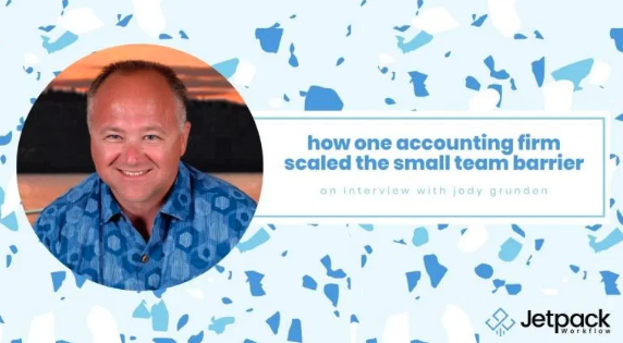 Growing Your Firm - How One Accounting Firm Scaled The Small Team Barrier