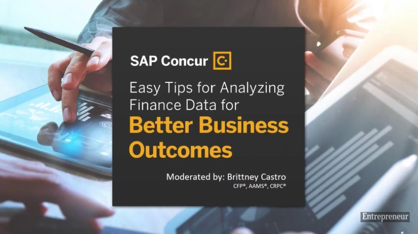 Easy Tips for Analyzing Finance Data for Better Business Outcomes