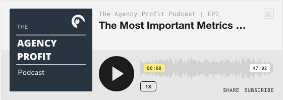 The Most Important Metrics for Agency Profitability