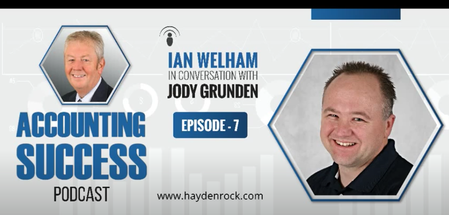 The Accounting Success Podcast : Episode 7: Jody Grunden