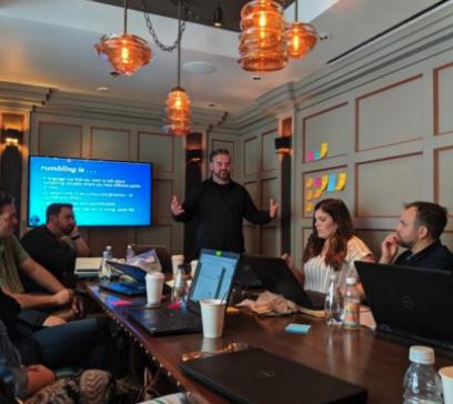 Running Effective Leadership Team Meetings, Remotely