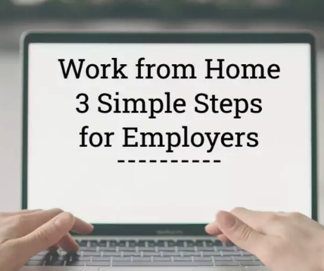 Work from Home as a Permanent Option – 3 Simple Steps