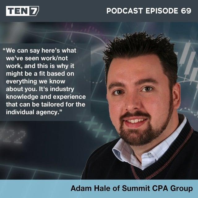 Ten7 Podcast Interview - Adam Hale