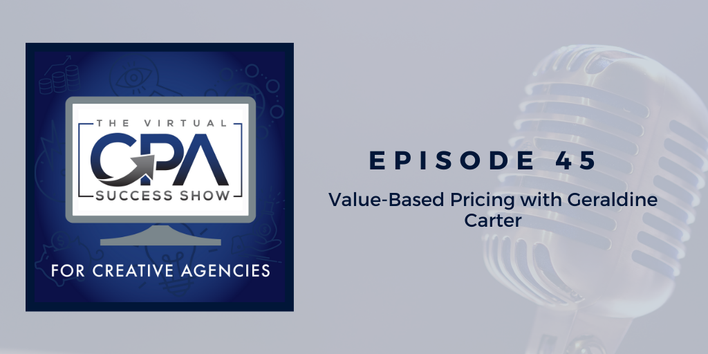 Value-Based Pricing with Geraldine Carter