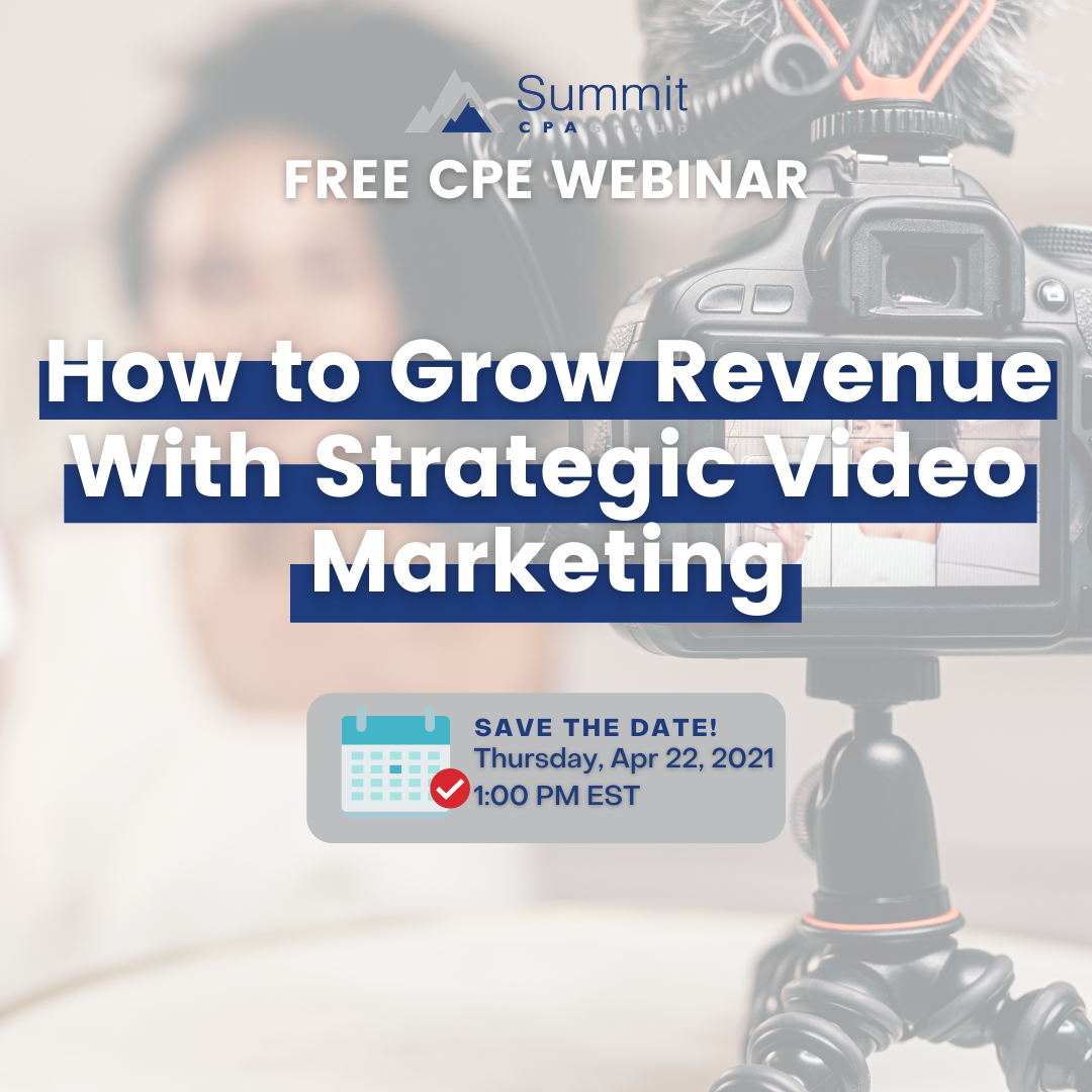 How to grow revenue with strategic video marketing