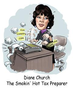 July Employee Spotlight: Diane Church