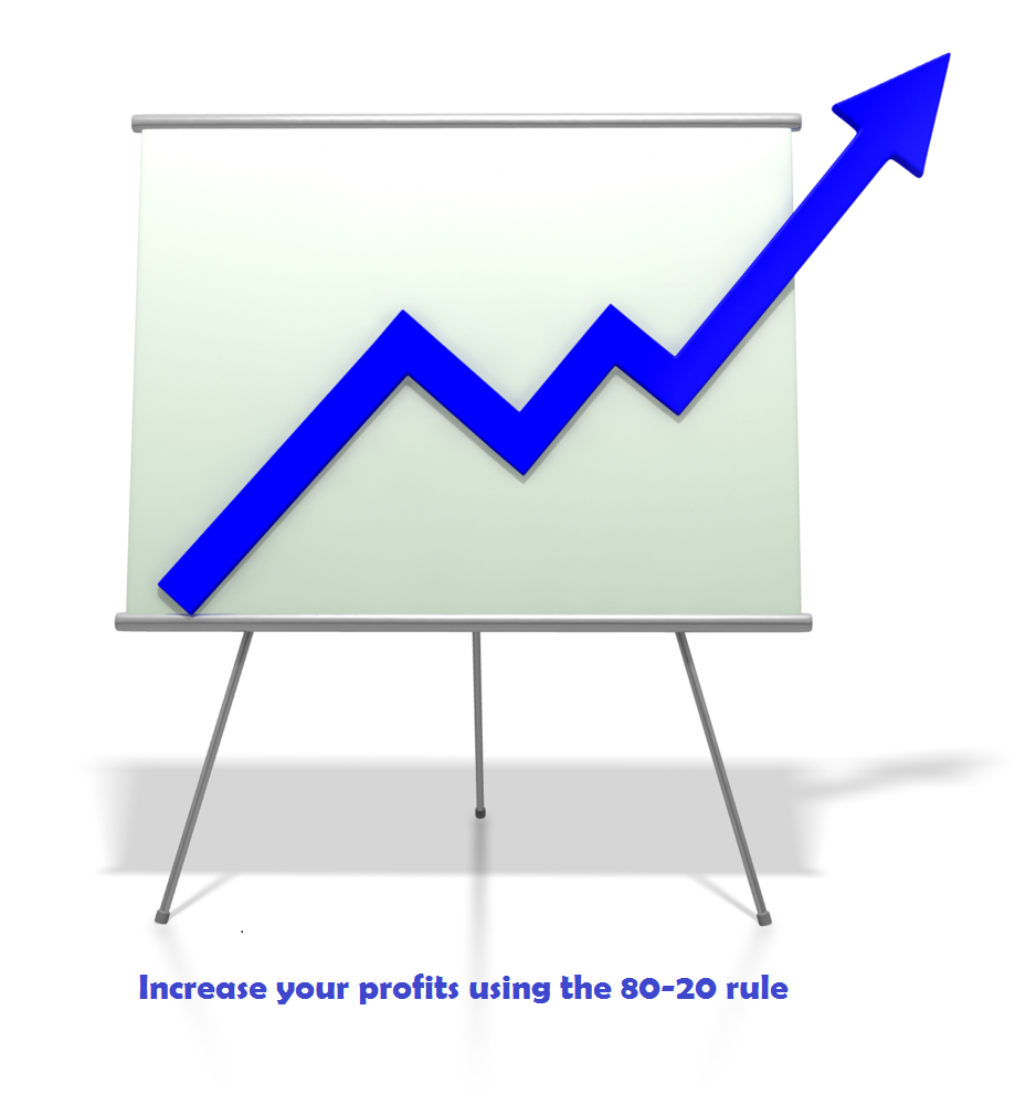 Do You Know the 80-20 Rule for Business Profitability?