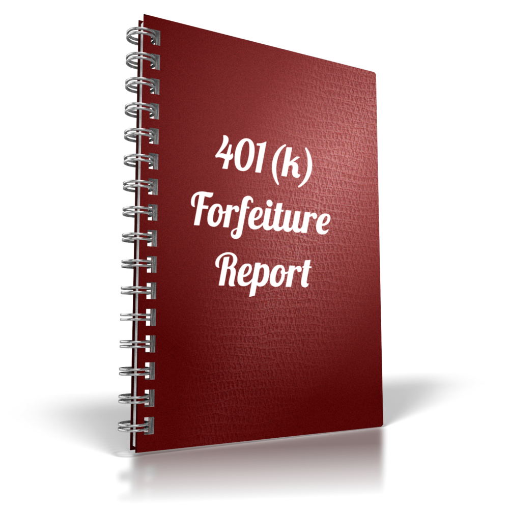 401(k) Forfeiture Accounts