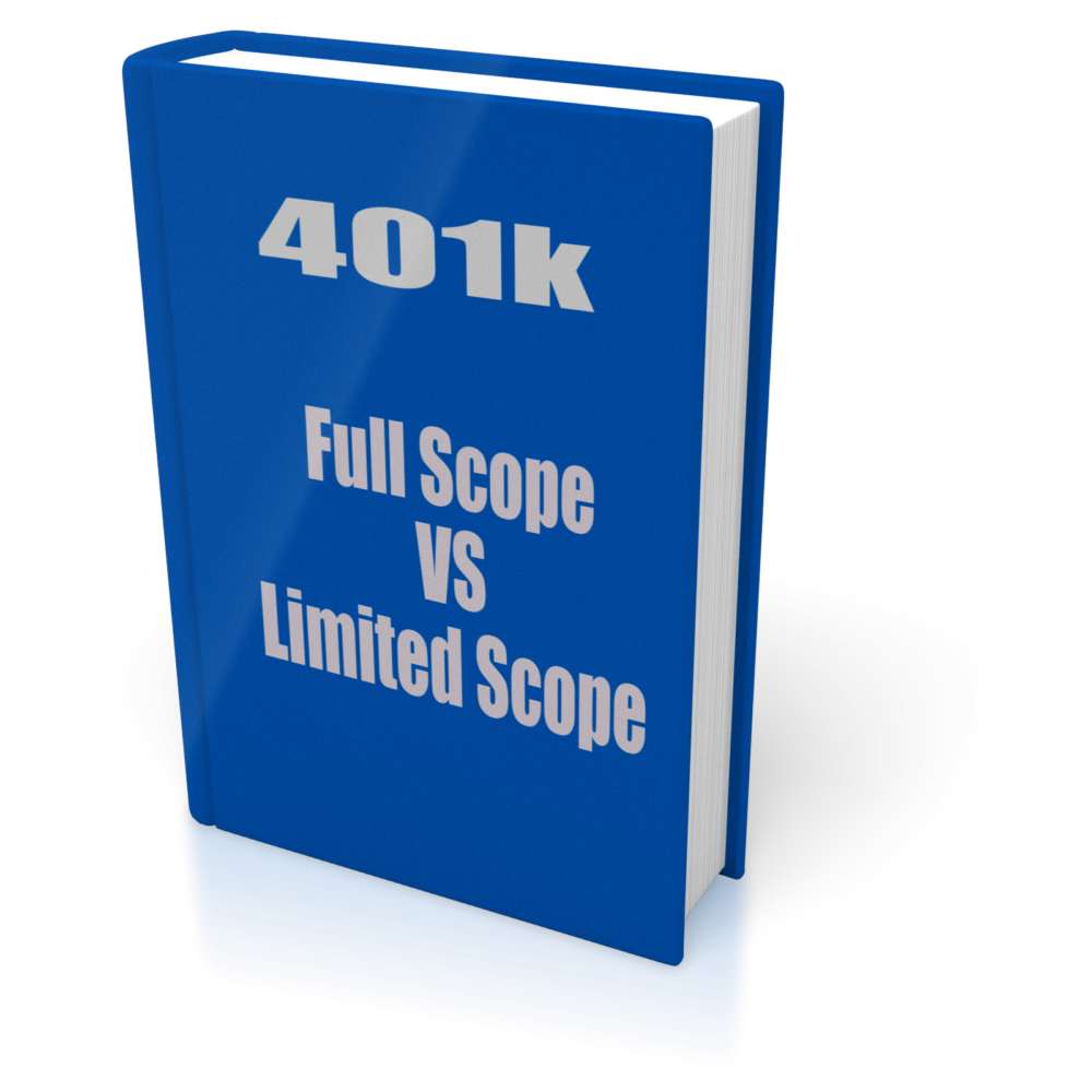 full scope versus limited scope audit