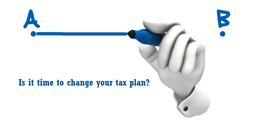 It's Time to Update Your Tax Plan