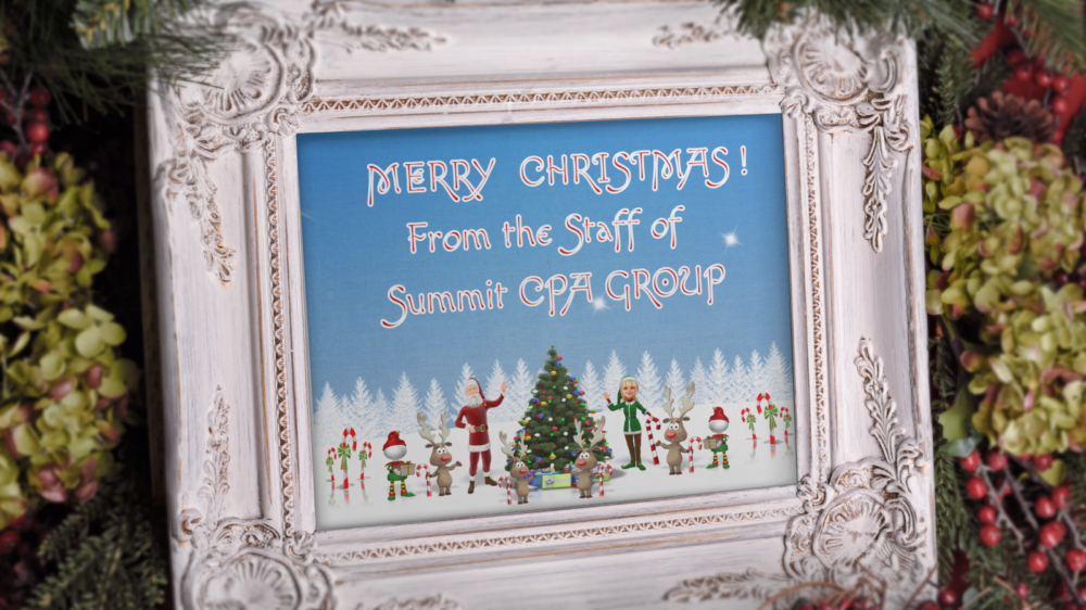 Sending Our Wishes for a Very Merry Christmas!