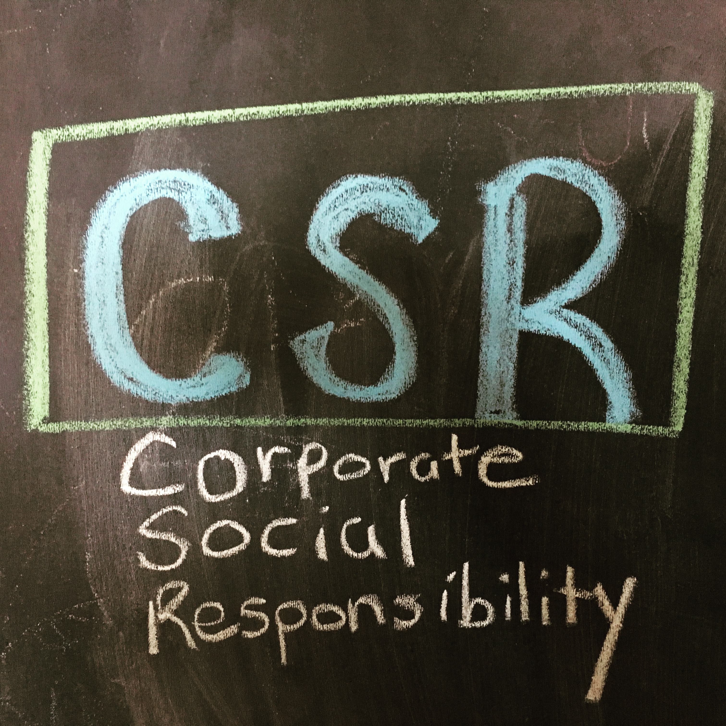 Making CSR a Priority at a Distributed Company