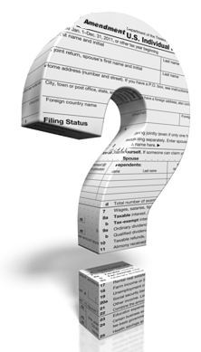 Should You Amend Your Tax Return?